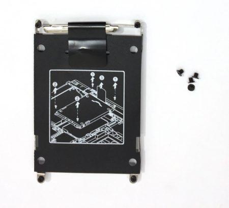 HP EliteBook 2560p 2570p Laptop HDD beépítő keret