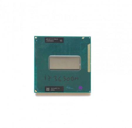 Intel Core i7-3630QM használt Quad laptop CPU processzor 3,40Ghz G2 3. gen. 6Mb Cache SR0UX