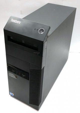 Lenovo ThinkCentre M90p használt számítógép Xeon X3460 (i7-860) 3,46Ghz 8Gb DDR3 500Gb HDD + HD5770 1Gb GDDR5