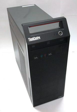 Lenovo Core 2 Quad Q9400 használt számítógép 4x2,66Ghz 4Gb DDR3 250Gb
