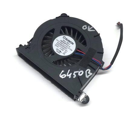 Hp Probook 6450B használt bontott CPU hűtő ventilátor