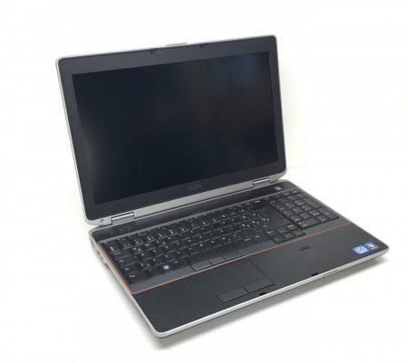 "Dell Latitude E6520 használt laptop 15,6"" i7-2630QM 2,9Ghz 8Gb DDR3 240Gb SSD"