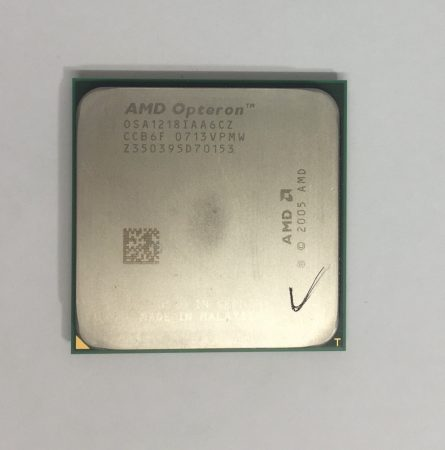AMD Opteron 1218 (rev. F3) 2,6GHz AM2 Processzor CPU OSA1218IAA6CZ