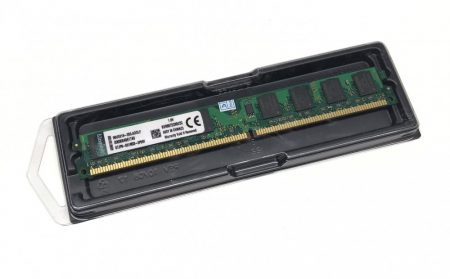 Kingston 2Gb DDR2 667Mhz PC számítógép memória Ram KVR667D2N5/2G PC2-5300