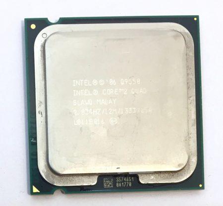 Intel Core 2 Quad Q9550 4 magos 2,83Ghz Processzor LGA775 1333Mhz FSB 12Mb L2 SLAWQ
