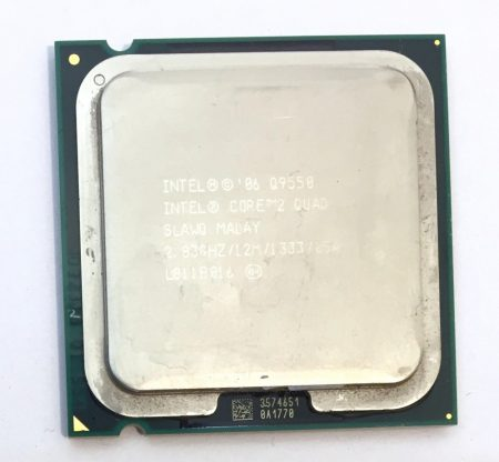 Intel Core 2 Quad Q9550 használt processzor