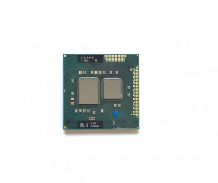 Intel Core i5-520M laptop CPU processzor 2.93Ghz G1 1. generáció SLBNB