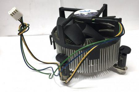 Intel gyári ALU processzor CPU hűtő LGA775 magas profilú AL
