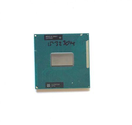 Intel Core i5-3230M használt laptop CPU processzor 3,20Ghz G2 3. gen. 3Mb Cache SR0WY