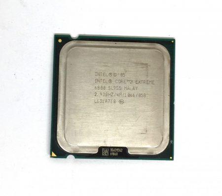 Intel Core 2 Extreme X6800 2,93Ghz CPU Processzor LGA775 1066Mhz FSB SL9S5