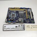 Foxconn G31MV LGA775 használt alaplap DDR2 G31 PCI-e Integrát VGA