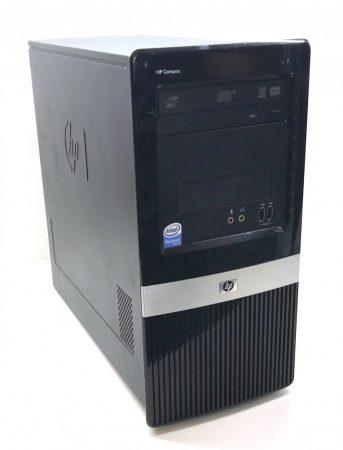 HP Core 2 Quad Q9400 használt számítógép 4x2,66Ghz 4Gb DDR2 250Gb HDD