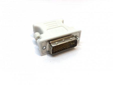 DVI > VGA D-SUB átalakító adapter