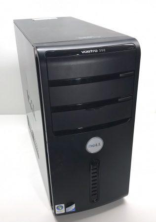 Dell Vostro 200 használt számítógép Intel Pentium (Dual-Core) E5800 3,2Ghz 4Gb DDR2 500Gb HDD