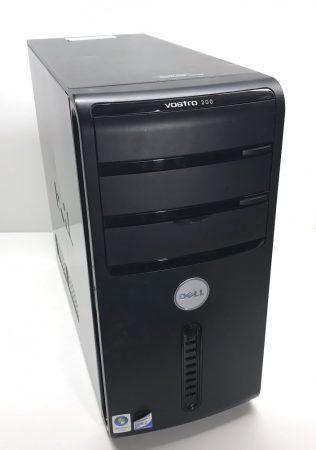 Dell Vostro 200 használt számítógép Intel Pentium (Dual-Core) E5800 3,2Ghz 4Gb DDR2 500Gb HDD DVD író
