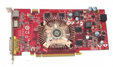 MSI nVidia GeForce 8600 GT 256Mb HDMI GDDR3 128bit használt videokártya