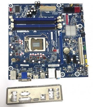 Intel Desktop Board DH55TC LGA1156 használt alaplap H55 PCI-e DDR3 1. gen.