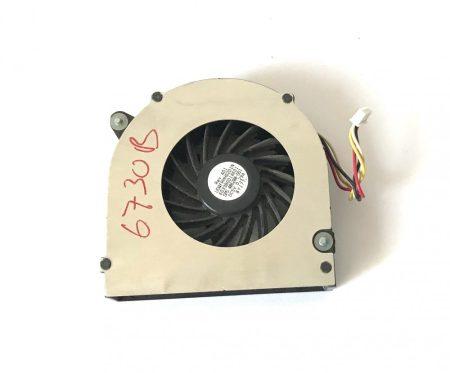 HP COMPAQ laptop processzor CPU hűtő ventilátor 6735B 6730B 486288-001 UDQFRHH02D1N 6530B 6535B