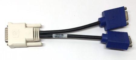 DMS-59 VGA átalakító kábel adapter DMS 59