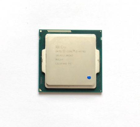 Intel Core i5-4570S 3,60Ghz használt Quad processzor CPU LGA1150 6Mb cache 4. gen. SR14J
