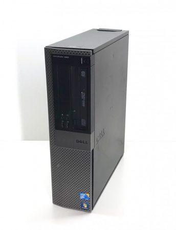 Dell Optiplex 960 DT használt számítógép Core 2 Quad Q8200 2,33Ghz 4Gb DDR2 250Gb HDD