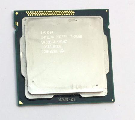 Intel core i7-2600 használt processzor garanciával