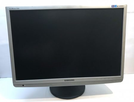 "Samsung 2243WM 22"" használt LCD monitor 1680x1050"