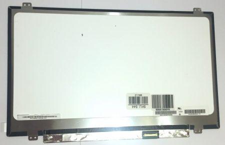 "14,0"" 30pin matt FULL HD 1920 x 1080 Slim N140HGE-EAA C1 LED LCD laptop notebook kijelző"