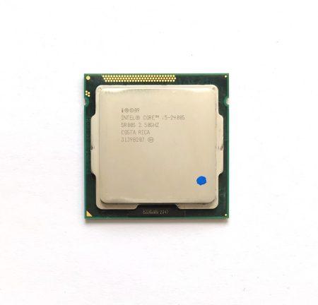 Intel Core i5-2400s 3,30Ghz használt Quad processzor CPU LGA1155 6Mb cache 2. gen. SR00S