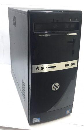 HP 500b használt számítógép Core 2 Quad Xeon L5410 2,33Ghz 4Gb DDR3 250Gb HDD
