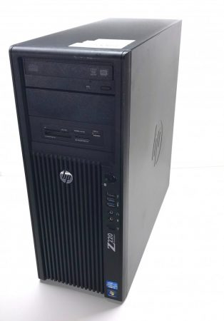 HP Z220 használt GAMING számítógép i5-3470 3,60Ghz 16Gb DDR3 240Gb SSD+ 500Gb HDD AMD RX 570 4Gb