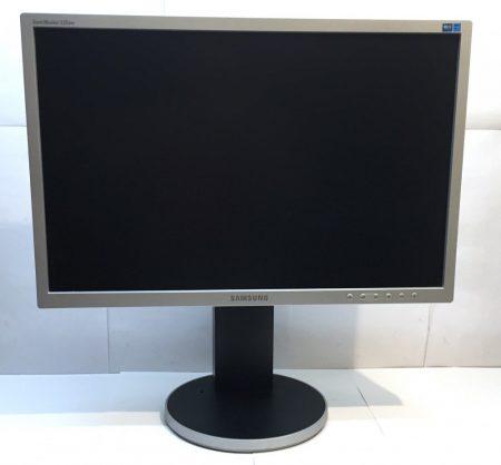 """Samsung 225BW 22"""" használt LCD monitor (55,88cm) 16:10 képarány DVI VGA"""