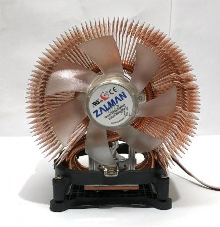 Zalman CNPS9500A Ultra csendes 2-ball bearing LGA775 processzor CPU hűtő