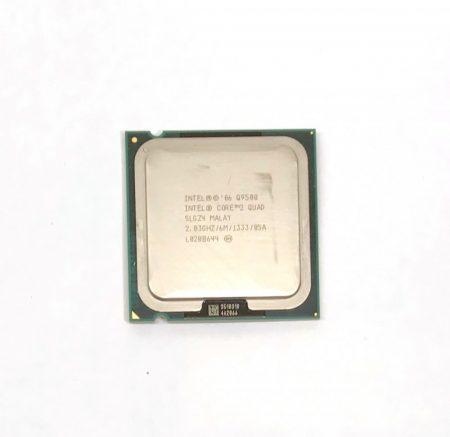 Intel Core 2 Quad Q9500 4 magos 2,83Ghz CPU Processzor LGA775 1333Mhz FSB 6Mb L2 SLGZ4
