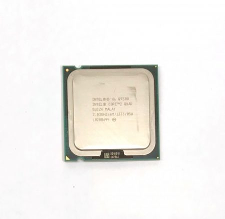 Intel Core 2 quad Q9500 4 magos 2,83Ghz Processzor LGA775 1333Mhz FSB 6Mb L2 SLGZ4