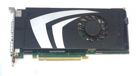 nVidia GeForce 9600 GT 512Mb GDDR3 256bit használt videokártya
