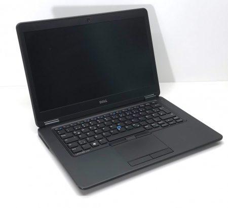 "Dell Latitude E7450 használt laptop 14"" i7-5600U 3,20Ghz 16Gb DDR3 240Gb SSD ultrabook webcam"