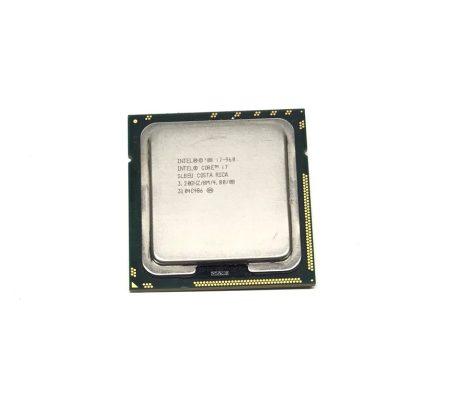 Intel Core i7-960 3,46Ghz használt QUAD processzor CPU LGA1366 SLBEU 8Mb cache 1. gen.