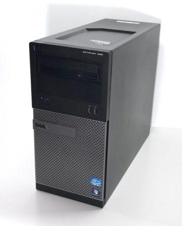 Dell Optiplex 390 MT használt számítógép i5-2500 3,7Ghz 8Gb DDR3 120Gb SSD
