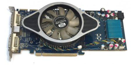 SAPPHIRE Radeon HD 4850 512Mb 256 Bit GDDR3 használt videokártya