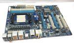 Gigabyte GA-870A-UD3 Socket AM3, DDR3 AMD használt alaplap USB 3.0 PCI-e