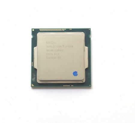 Intel Core i3-4330 3,50Ghz használt processzor CPU LGA1150 SR1NM 4Mb cache 4. gen.
