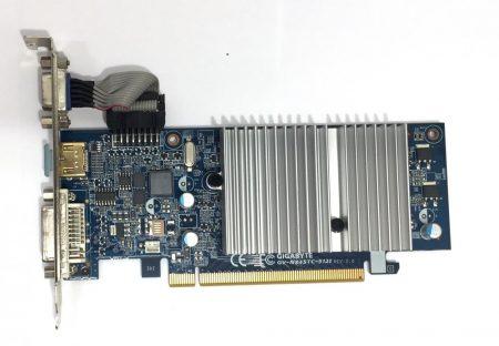 Gigabyte nVIDIA GeForce 8400GS 512MB(128Mb) 64bit HDMI használt videokártya