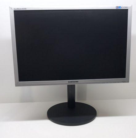 """Samsung SyncMaster 22"""" használt LCD monitor 12 hónap garancia 1680x1050 PIVOT B2240W"""