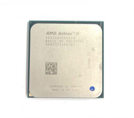 AMD Athlon II X2 240 2,8GHz AM2+ AM3 Processzor CPU ADX240OCK23GQ