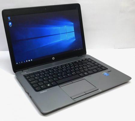 "HP EliteBook 840 G1 használt laptop 14"" Core i7-4600U 3,3Ghz 8Gb DDR3 256Gb SSD ultrabook"