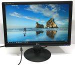 """LG Flatron 19"""" használt LCD monitor W1934S-BN szélesvásznú 1440x900"""