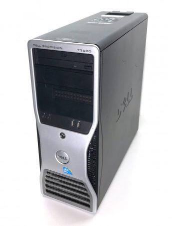 Dell T3500 használt GAMING PC számítógép i7-920 Quad Core 2,93Ghz 12Gb DDR3 500Gb HDD + HD 7870 2Gb GDDR5 256bit