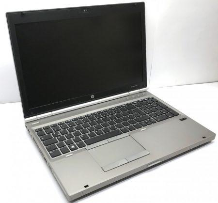 "HP EliteBook 8560p 15,6"" Core i5-2410M 2,90Ghz 8Gb DDR3 120Gb SSD"