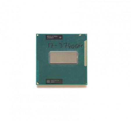 Intel Core i7-3740QM használt Quad laptop CPU processzor 3,40Ghz G2 3. gen. 6Mb Cache SR0UV